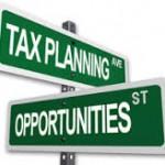 Minimising Tax
