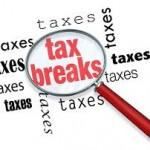 Small business tax breaks